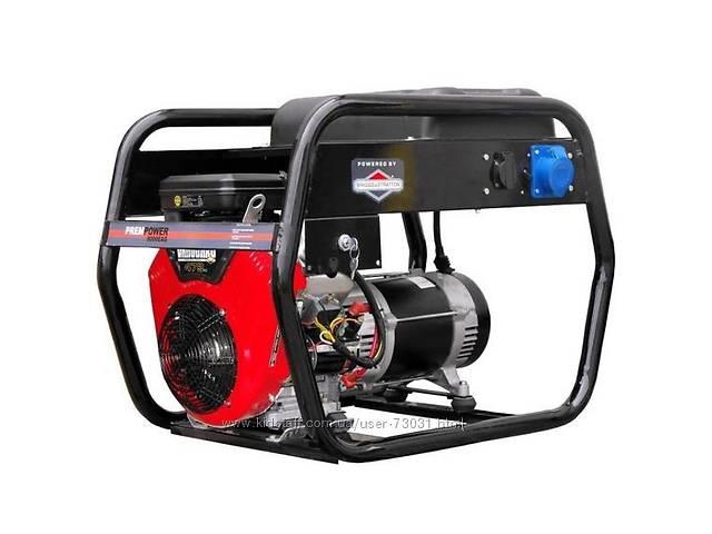 продам Бензиновый генератор AGT 4500 EAG бу в Киеве