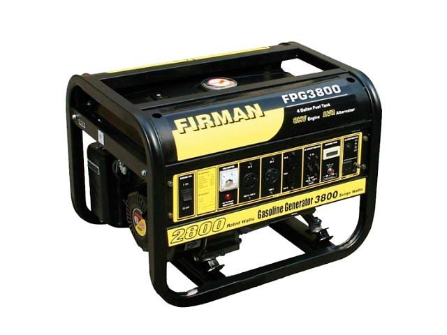 бензиновый генератор FIRMAN FPG 3800- объявление о продаже  в Кропивницком (Кировограде)