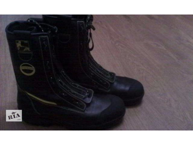 Берцы Ботинки TESIMAX 46р Для пожарников- объявление о продаже   в Украине