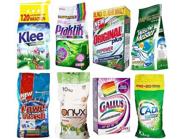 продам Бесфосфатный стиральный порошок из Европы 10 кг! Розница и ОПТ! бу в Киеве