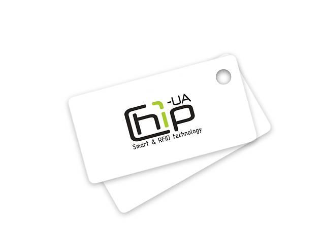 продам Бесконтактный RFID-брелок с полноцветной печатью с чипом бу в Одессе