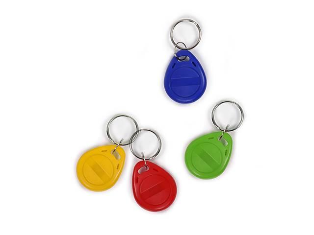 купить бу Бесконтактный RFID-брелок с железным кольцом с чипом в Одессе
