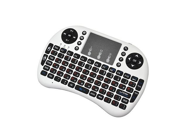 купить бу Беспроводная мини клавиатура Rii i8 mini с тачпадом в наличии!!! в Одессе