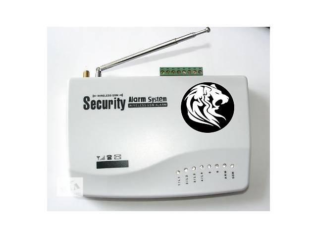 продам Комплект GSM-сигнализации предназначен для обеспечения охраны небольших помещений, например: дача, дом, квартира бу в Павлограде