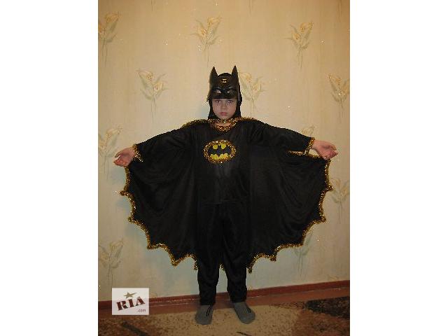 купить бу Бетмен - детский карнавальный костюм на прокат в Николаеве