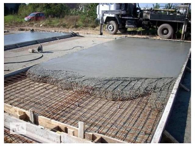 продам бетон бу в Житомире