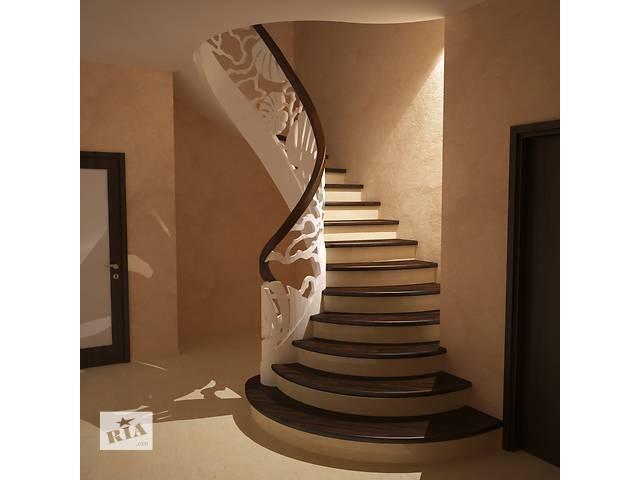 купить бу Бетонные лестницы для дома на заказ. в Киеве