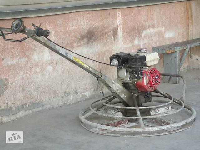 бу Бетоно-шлифовочная машина в Одессе