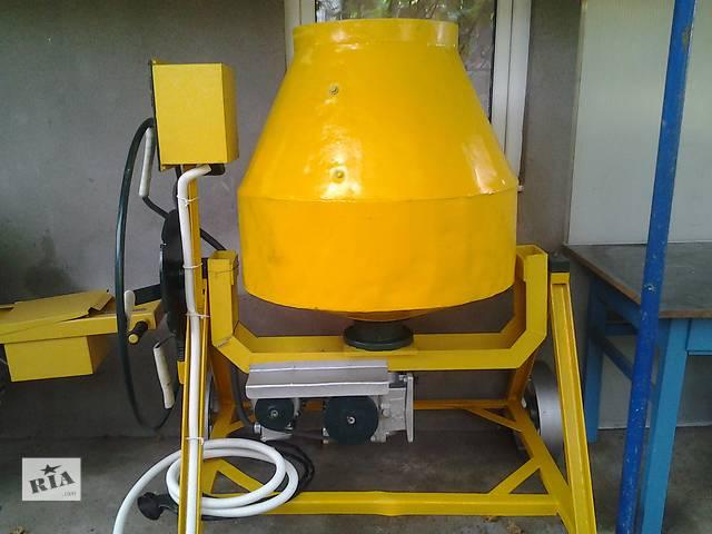 продам Бетономешалка380/220СССР(бетоносмеситель)бетономішалка250лКіровська бу в Мукачево