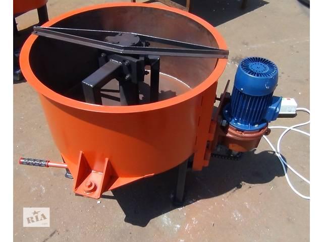 продам Бетоносмеситель для принудительного перемешивания бетона и растворов на 150 л бу в Кропивницком (Кировоград)