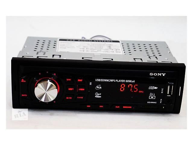 продам Бездисковая USB SD FM автомагнитола Sony CDX-GT6306 копия аудиовход AUX 3.5 пульт бу в Одессе