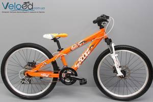 б/у Велосипеды подростковые Scott