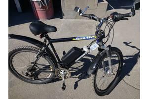 б/у Велосипеды гибриды SHIMANO
