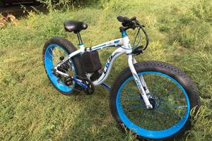 Новые Электровелосипеды