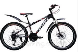 Новые Горные велосипеды Titan