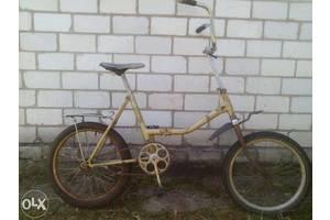 б/в Складні велосипеди Аіст