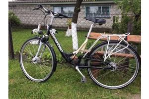 б/у Женские велосипеды Corratec