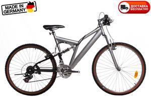 б/у Велосипеды-двухподвесы Crosswind