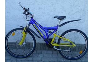 б/у Велосипеды-двухподвесы Fischer