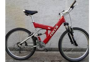 б/у Велосипеды-двухподвесы Focus