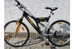 б/у Велосипеды-двухподвесы Outdoor