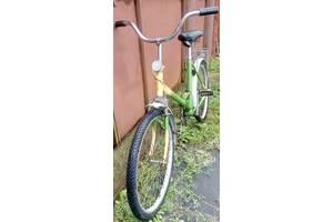 б/в Складні велосипеди Салют