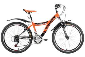 Новые Велосипеды подростковые Winner
