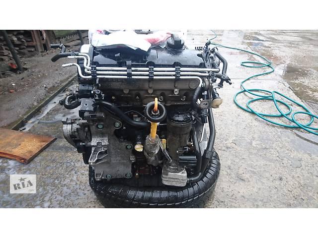 Двигатель мотор 1.9 TDI caddy audi skoda Б/у двигатель для легкового авто- объявление о продаже  в Львове