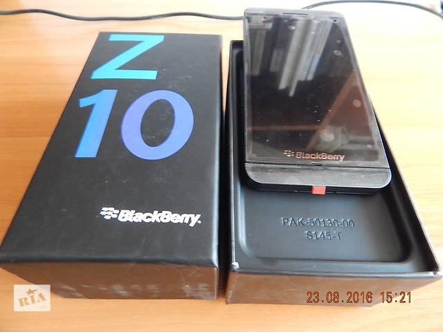 бу Blackberry z 10 Новый оригинал в Миргороде