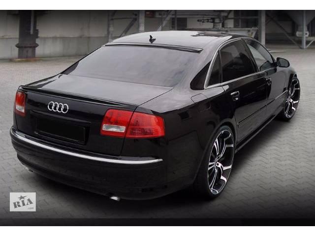 бу Бленда спойлер козырек заднего стекла тюнинг Audi A8 D3 Ауди А8 Д3 в Луцке