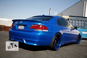 Новые Спойлеры BMW 7 Series (все)