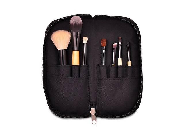 BLINK BEAUTY Professional Сosmetic Makeup Brush Set with Leather Zipper Case, 7 PCS (U.S.A)- объявление о продаже  в Киеве