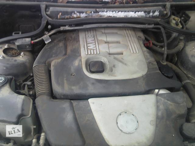 бу  блок двигателя bmw 3 серия e46, 2002 г. 320 d. дешево!!!!  в Ужгороде