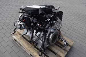 б/у Двигатель BMW F