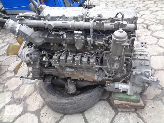 Ремонт двигателя даф 95 своими руками