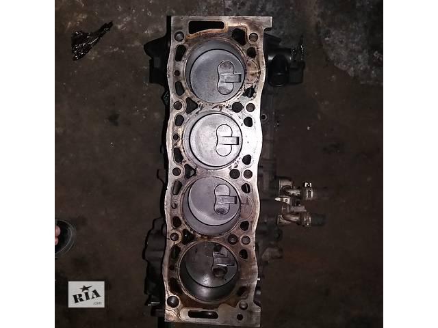 бу Блок двигателя для Citroen Berlingo, Jumpy 1.9 D (без головки) в Ковеле