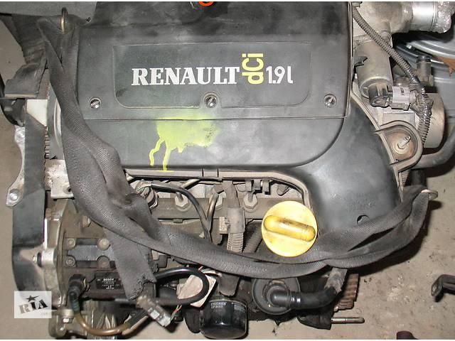 Блок двигателя для легкового авто--1.9DCI--F9Q-732-- Renault Megane- объявление о продаже  в Хмельницком