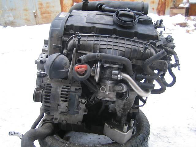 купить бу Блок двигателя для легкового авто Skoda Octavia A5 2.0 TDI BKD в Полтаве