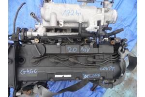 б/у Двигатель Hyundai Tiburon