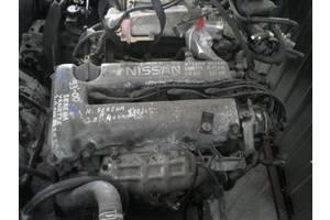 б/у Двигатель Nissan Serena груз.