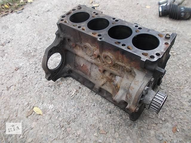 бу  Блок двигателя  Opel Kadett E 1,6 diesel в Днепре (Днепропетровске)