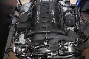 б/у Двигатель Porsche Cayenne Turbo