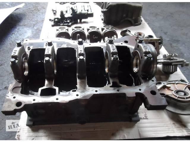 купить бу Блок двигателя Renault Megane 2 Рено Меган 1.6 16V бензин 2002-2006 в Ровно