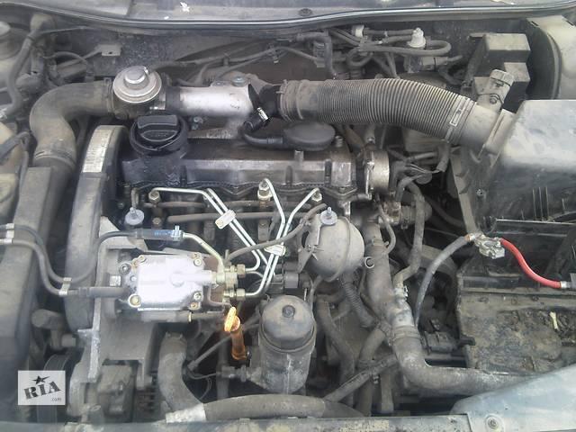 продам  Блок двигателя Seat Toledo 1.9ТD--2004 г.  бу в Ужгороде
