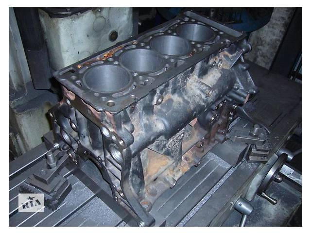 бу Блок двигателя Skoda Fabia 1.4 в Ужгороде