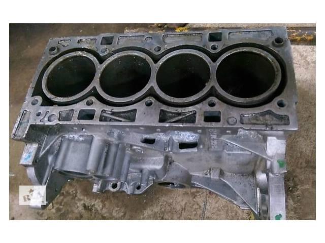 бу Блок двигателя Skoda Fabia 1.6 в Ужгороде