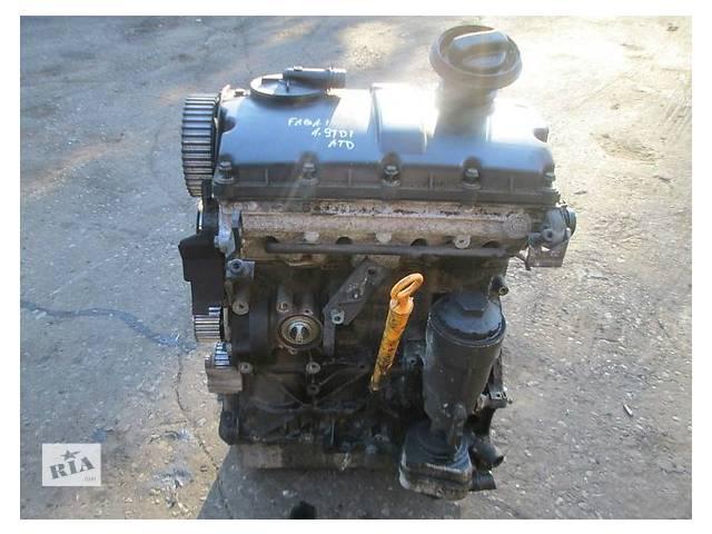 продам Блок двигателя Skoda Fabia 1.9 TDi бу в Ужгороде
