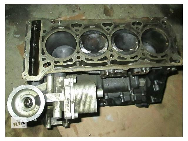 купить бу Блок двигателя Skoda SuperB 1.8 в Ужгороде