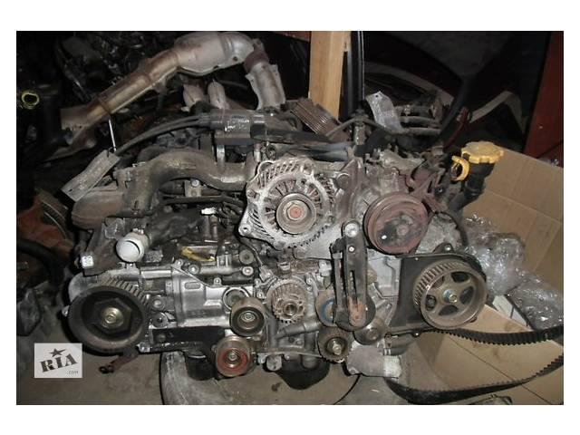 купить бу Блок двигателя Subaru Forester 2.5 в Ужгороде