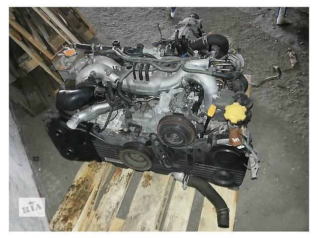 бу Блок двигателя Subaru Legacy 2.0 в Ужгороде